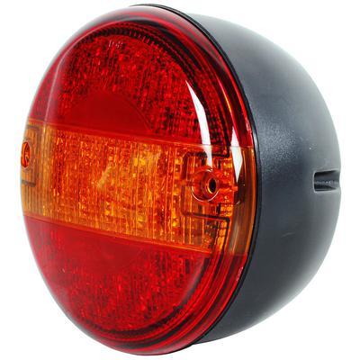 Led-takavalo 10-30 V, pyöreä - CRX - Led-takavalo 10-30 V, pyöreä