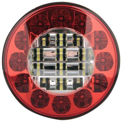 Led-takavalo 10-30V pyöreä, sumu/peruutus, CRX - Led-takavalo 10-30V pyöreä, sumu/peruutus
