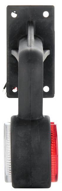 Led-äärivalo 9-30 V, puna-valkoinen, CRX - Led-äärivalo 9-30 V, puna-valkoinen