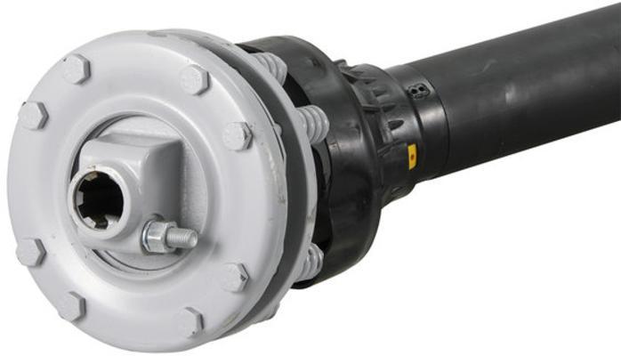 Nivelakseli W2500 1.3/8-6, levykytkin FF4 Evo - Benzi di Terlizzi - Nivelakseli W2500 1.3/8-6, levykytkin FF4 Evo