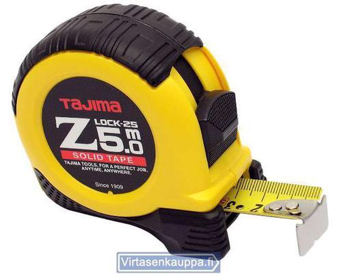 RULLAMITTA 5M/25MM Z-LOCK TAJI