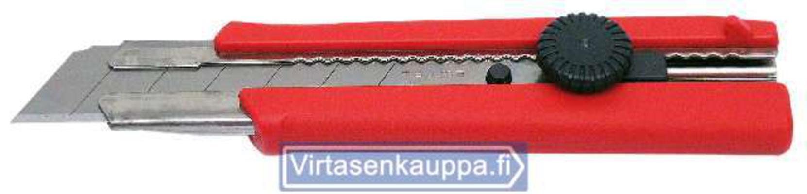Katkoteräveitsi 25 mm, Tajima 650 - Katkoteräveitsi 25 mm