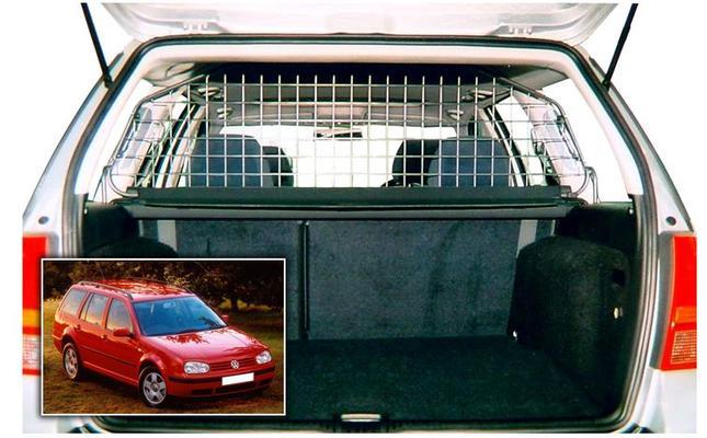 Koiraverkot autoon - Volkswagen Golf (1997-2002) / Bora (1999-2004) / Jetta Variant (1999-2006), Travall - Koiraverkot autoon - Volkswagen Golf / Bora / Jetta Variant