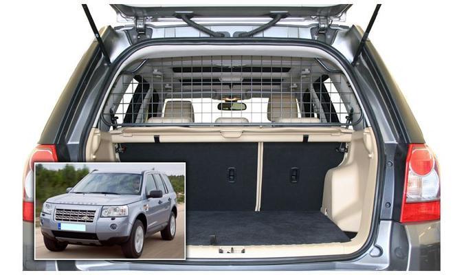 Koiraverkko autoon - Land Rover Freelander 2 (L359, 2007-2015), Travall - Koiraverkko autoon - Land Rover Freelander 2