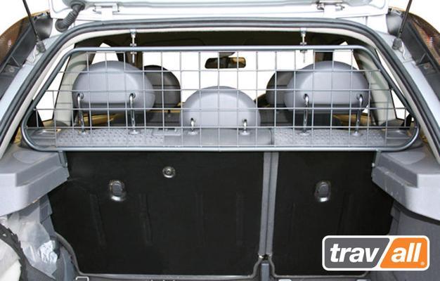 Koiraverkko autoon - Opel Corsa hatchback (2000-2006), Travall - Koiraverkko autoon - Opel Corsa hatchback