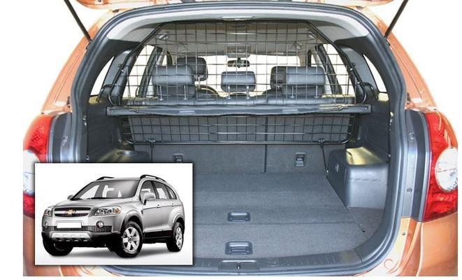 Koiraverkko autoon - Chevrolet Captiva (2006->), Travall - Koiraverkko autoon - Chevrolet Captiva