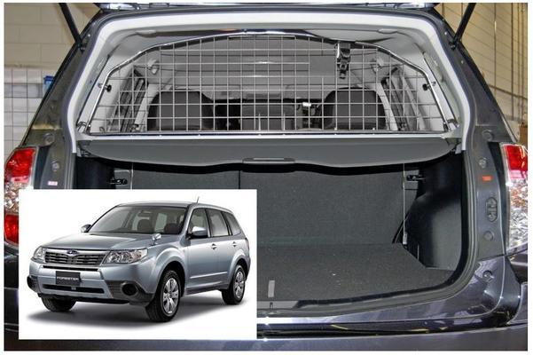 Koiraverkko autoon - Subaru Forester (2008-2013), Travall