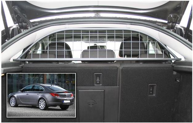 Koiraverkko autoon - Opel Insignia hatchback (2008->), Travall - Koiraverkko autoon - Opel Insignia hatchback