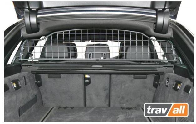 Koiraverkko autoon - BMW 5-sarja (F11, 2010-2015) Touring, Travall - Koiraverkko autoon - BMW 5-sarja (F11) Touring