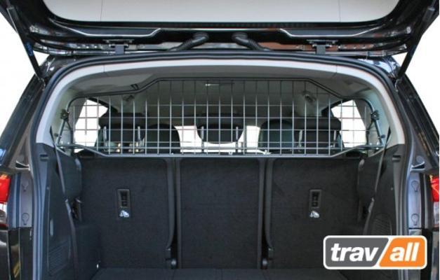 Koiraverkko autoon - Opel Zafira Tourer (2011->), Travall - Koiraverkko autoon - Opel Zafira Tourer