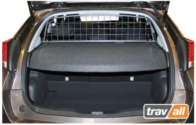 Koiraverkko autoon - Honda Civic hatchback 5-ov (2012->), Travall
