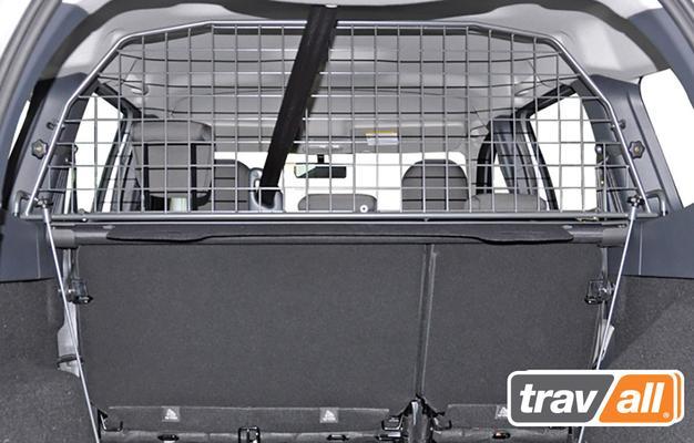 Koiraverkko autoon - Dacia Lodgy 5-paik (2012->), Travall - Koiraverkko autoon - Dacia Lodgy