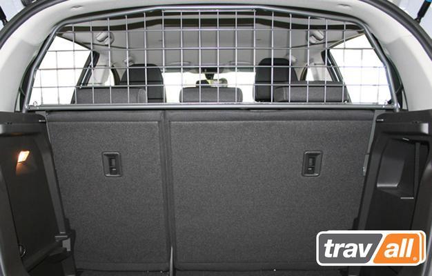 Koiraverkko autoon - Chevrolet Aveo hatchback 5-ov (2011->), Travall - Koiraverkko autoon - Chevrolet Aveo hatchback