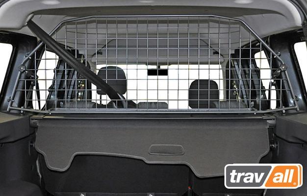 Koiraverkko autoon  - Dacia Dokker (2013->), Travall - Koiraverkko autoon  - Dacia Dokker