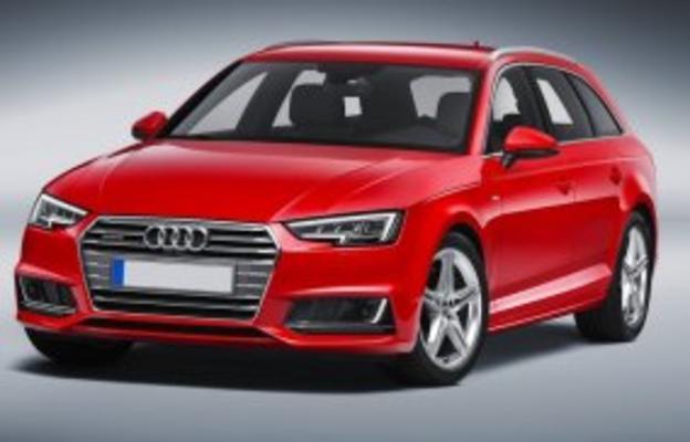 Koiraverkko autoon - Audi A4 / S4 / RS4 - Allroad / Avant (2015 ->), Travall - Koiraverkko autoon - Audi A4 Allroad / A4 / S4 / RS4 Avant