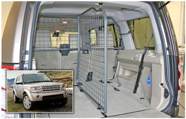 Tilanjakaja - Land Rover Discovery 3 / 4 (2004-2009), Travall - Tilanjakaja - Land Rover Discovery 3 / 4
