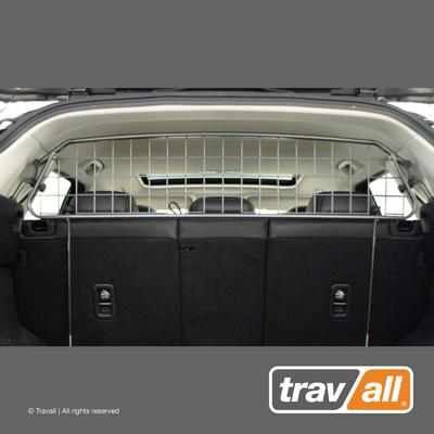 Koiraverkko autoon - Mazda CX-5 (2017->), Travall