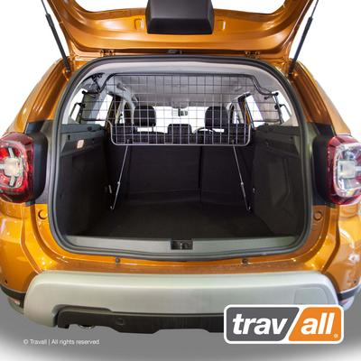 Koiraverkko autoon - Dacia Duster (2018->), Travall