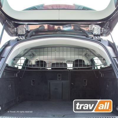 Koiraverkko autoon - Opel Insignia Sports Tourer (2008-2017) ei kattoluukkua, Travall