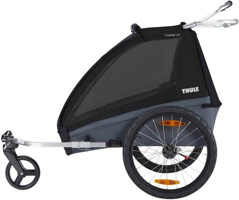 Pyöräilyvaunu Coaster XT, Thule
