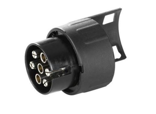 Adapteri auton pistorasiaan 7->13, Thule  - Adapteri auton pistorasiaan 7->13