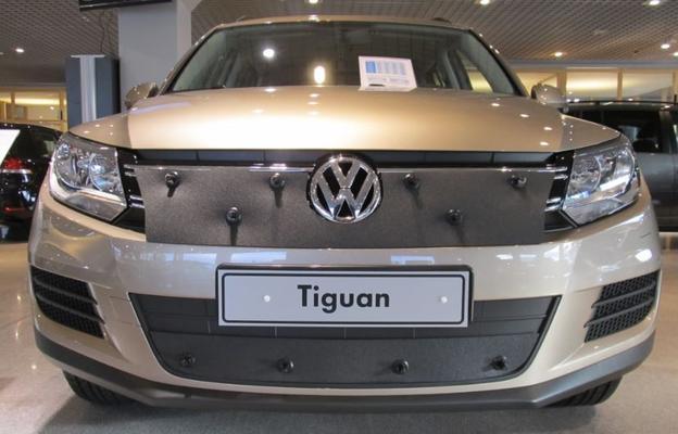 Maskisuoja Volkswagen Tiguan S & S (2008-2010), Tammer-Suoja - Maskisuoja Volkswagen Tiguan S & S