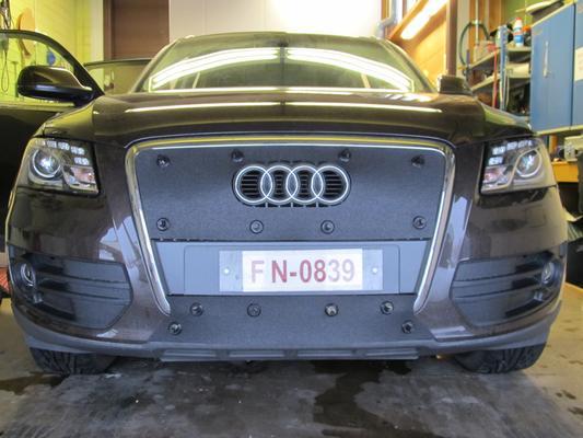Maskisuoja Audi Q5 (2009-2012), Tammer-Suoja - Maskisuoja Audi Q5