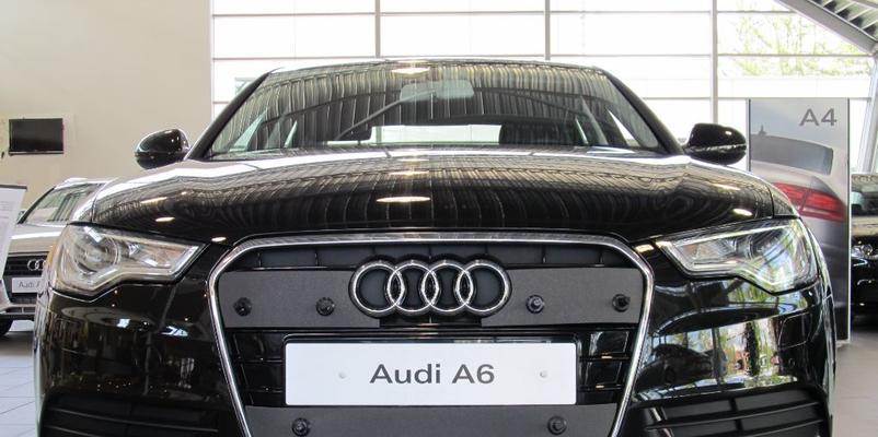 Maskisuoja Audi A6 (2011-2015), Tammer-Suoja - Maskisuoja Audi A6