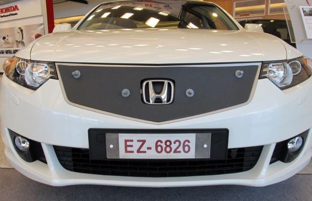 Maskisuoja Honda Accord (2009-2010), Tammer-Suoja - Maskisuoja Honda Accord