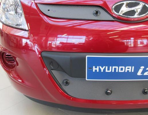 Maskisuoja Hyundai i20 (2010-2012), Tammer-Suoja - Maskisuoja Hyundai i20