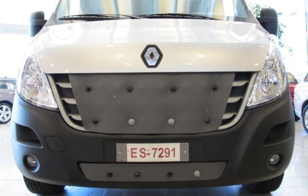 Maskisuoja Renault Master (2010-2014), Tammer-Suoja - Maskisuoja Renault Master