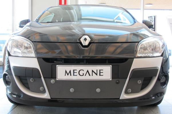 Maskisuoja Renault Megane Coupe (2009-2012), Tammer-Suoja - Maskisuoja Renault Megane Coupe