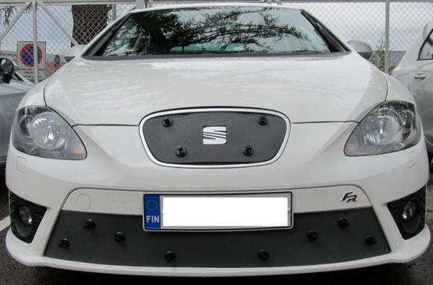 Maskisuoja Seat Leon FR (2011-2013), Tammer-Suoja - Maskisuoja Seat Leon FR (vm. 2011 - 2013)