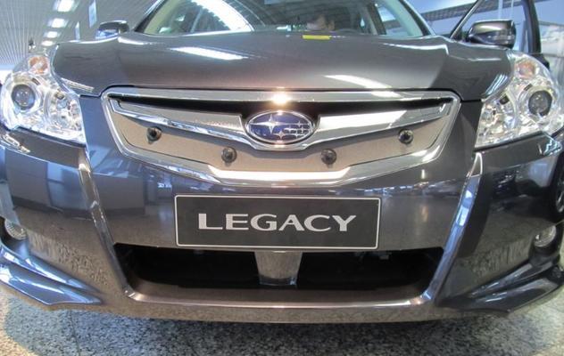 Maskisuoja Subaru Legacy (2011-2012), Tammer-Suoja - Maskisuoja Subaru Legacy