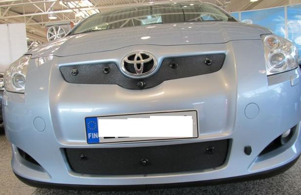 Maskisuoja Toyota Auris (vm.2006-2009), Tammer-Suoja - Maskisuoja Toyota Auris Hybrid