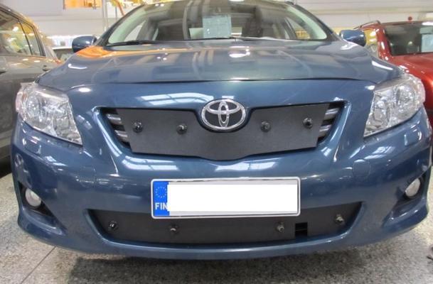 Maskisuoja Toyota Corolla (vm.2007-2010), Tammer-Suoja - Maskisuoja Toyota Corolla