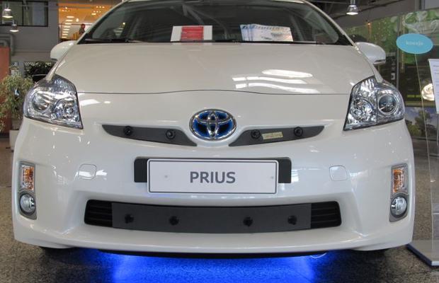 Maskisuoja Toyota Prius (vm.2009-2012), Tammer-Suoja - Maskisuoja Toyota Prius