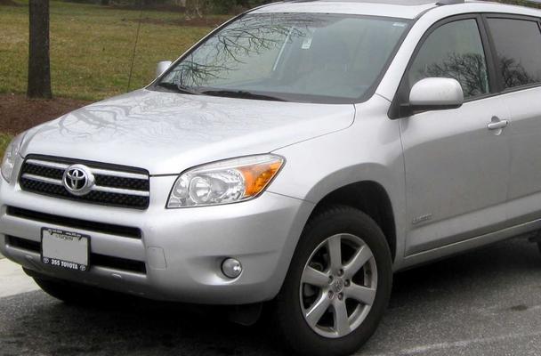 Maskisuoja Toyota RAV4 (vm.2006-2009), Tammer-Suoja - Maskisuoja Toyota RAV4