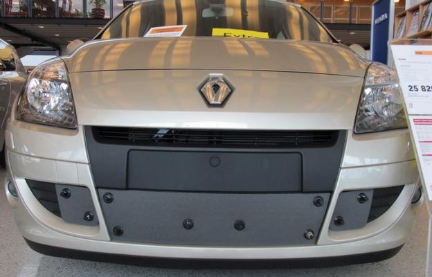 Maskisuoja Renault Scenic (2009-2012), Tammer-Suoja - Maskisuoja Renault Scenic