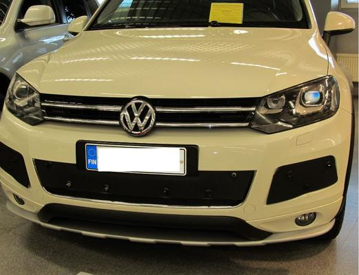 Maskisuoja Volkswagen Touareg (2011-2014), Tammer-Suoja - Maskisuoja Volkswagen Touareg