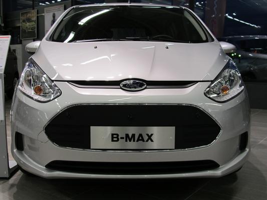 Maskisuoja Ford B-Max (2013->), Tammer-Suoja - Maskisuoja Ford B-Max