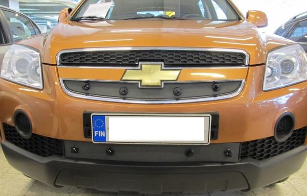 Maskisuoja Chevrolet Captiva (2006-2010), Tammer-Suoja - Maskisuoja Chevrolet Captiva