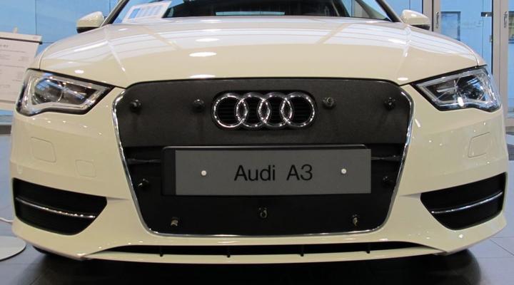 Maskisuoja Audi A3, (2009-2012), Tammer-Suoja - Maskisuoja Audi A3