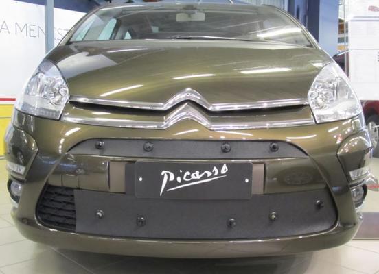 Maskisuoja Citroen C4 Picasso (2007 - 2012), Tammer-Suoja - Maskisuoja Citroen C4 Picasso (vm. 2007 - 2012)