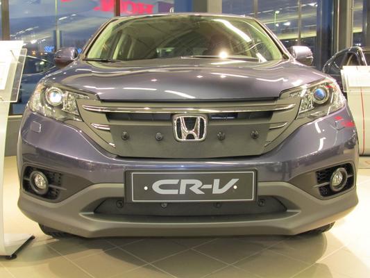 Maskisuoja Honda CR-V (2013-2014), Tammer-Suoja - Maskisuoja Honda CR-V