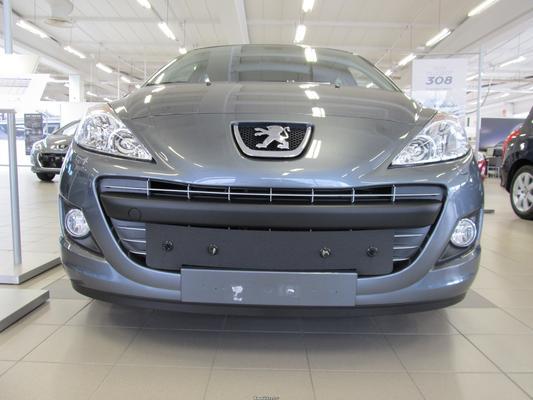 Maskisuoja Peugeot 307 ( 2006->), Tammer-Suoja - Maskisuoja Peugeot 307