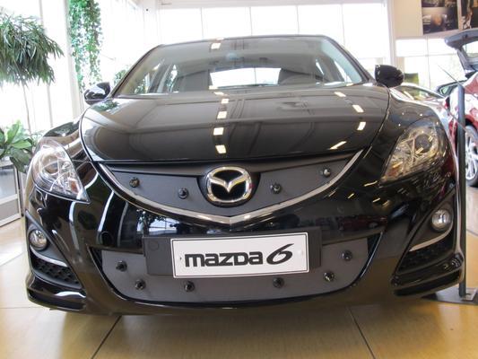 Maskisuoja Mazda 6 (2010-2012), Tammer-Suoja - Maskisuoja Mazda 6