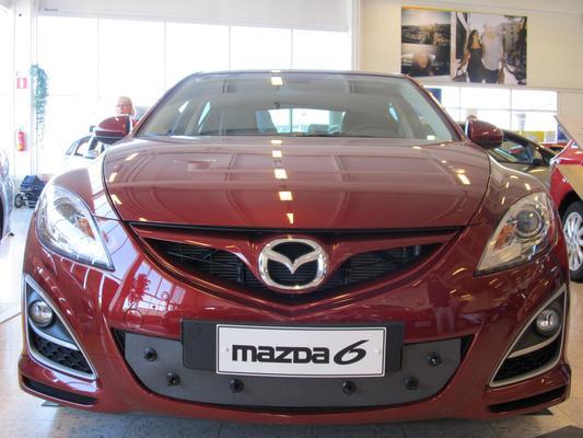 Maskisuoja Mazda 6, vm. 2011-2012 (vain alaosa), Tammer-Suoja - Maskisuoja Mazda 6 (vain alaosa)