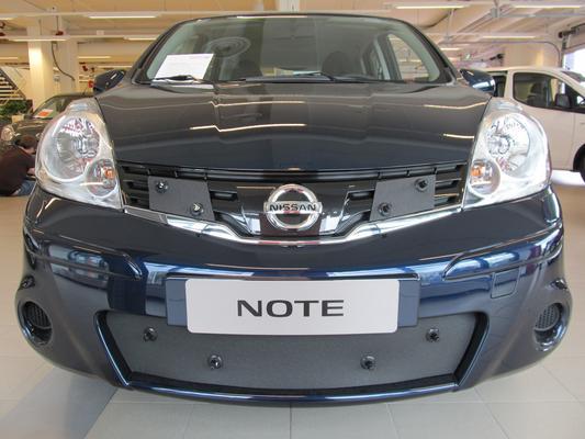 Maskisuoja Nissan Note (2009-2011), Tammer-Suoja - Maskisuoja Nissan Note
