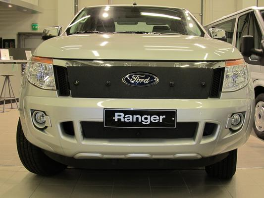 Maskisuoja Ford Ranger (vm. 2013-2015), Tammer-Suoja - Maskisuoja Ford Ranger